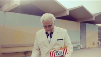 KFC TV Spot, 'Ask Any Lifeguard' Featuring Darrell Hammond - Thumbnail 1