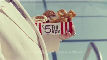 KFC TV Spot, 'Ask Any Lifeguard' Featuring Darrell Hammond - Thumbnail 4