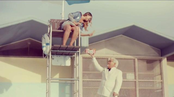 KFC TV Spot, 'Ask Any Lifeguard' Featuring Darrell Hammond - 1121 commercial airings