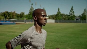 Nike TV Spot, 'Mo on the Fly' Featuring Mo Farah - 7 commercial airings