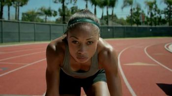Nike TV Spot, 'Allyson vs. Rocket' Featuring Allyson Felix - Thumbnail 5