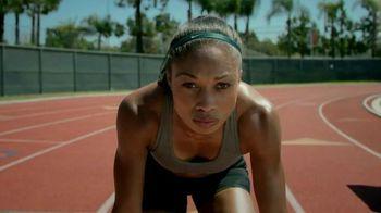 Nike TV Spot, 'Allyson vs. Rocket' Featuring Allyson Felix - Thumbnail 6