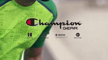 Sports Authority Champion Gear TV Spot, 'Exclusively'