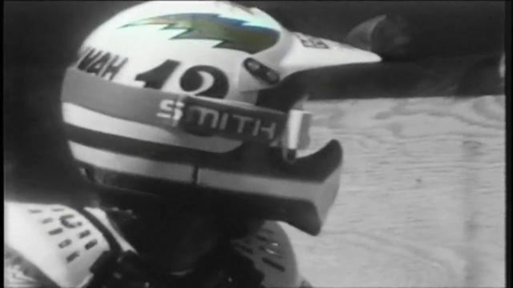 Lucas Motorcycle Oil TV Commercial, 'Demanding the Best' Featuring Bob Hannah