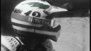 Lucas Motorcycle Oil TV Spot, 'Demanding the Best' Featuring Bob Hannah - Thumbnail 1