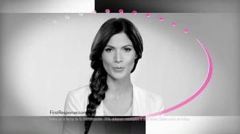 First Response TV Spot, 'Curva para tu Mano' [Spanish] - Thumbnail 8