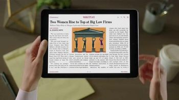 The Wall Street Journal App TV Spot, 'Download WSJ' - 203 commercial airings