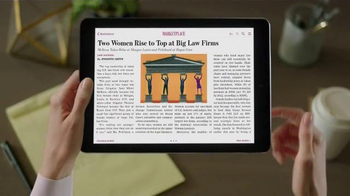 The Wall Street Journal App TV Spot, 'Download WSJ'