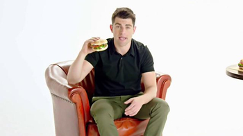 McDonald's Sirloin Third Pounder TV Spot, 'Regret' Featuring Max Greenfield - 22 commercial airings