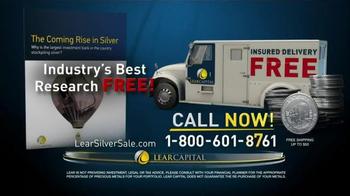 Lear Capital Silver TV Spot, 'Stockpile' - Thumbnail 10