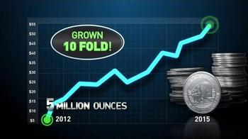Lear Capital Silver TV Spot, 'Stockpile' - Thumbnail 3
