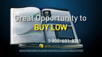 Lear Capital Silver TV Spot, 'Stockpile' - Thumbnail 8