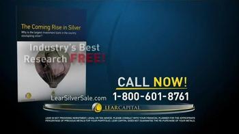 Lear Capital Silver TV Spot, 'Stockpile' - Thumbnail 9