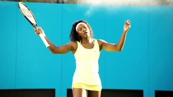 Gatorade TV Spot, 'What Would You Do?' Featuring Serena Williams - 746 commercial airings