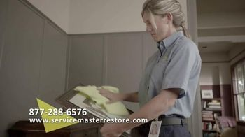 ServiceMaster Restore TV Spot, 'Disrupt' Featuring Matt Paxton
