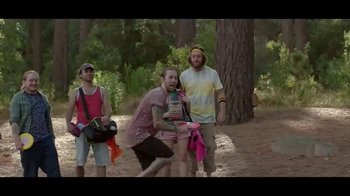 Jack Link's Beef Jerky TV Spot, 'Messin' With Sasquatch: Fling It'
