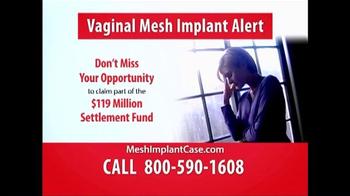 Gold Shield Group TV Spot, 'Mesh Implant Case' - Thumbnail 8