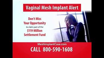 Gold Shield Group TV Spot, 'Mesh Implant Case' - Thumbnail 9