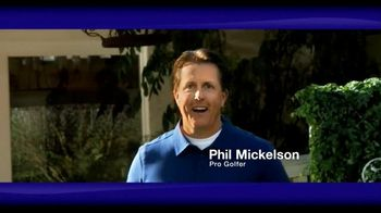 Enbrel TV Spot, 'Confession' Featuring Phil Mickelson - 3105 commercial airings