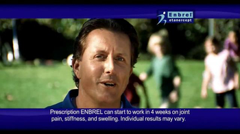 Enbrel TV Spot, 'Confession' Featuring Phil Mickelson - Thumbnail 4