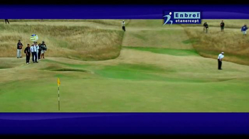 Enbrel TV Spot, 'Confession' Featuring Phil Mickelson - Thumbnail 5