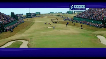 Enbrel TV Spot, 'Confession' Featuring Phil Mickelson - Thumbnail 6