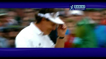 Enbrel TV Spot, 'Confession' Featuring Phil Mickelson - Thumbnail 7