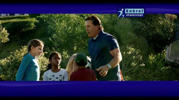 Enbrel TV Spot, 'Confession' Featuring Phil Mickelson - Thumbnail 8