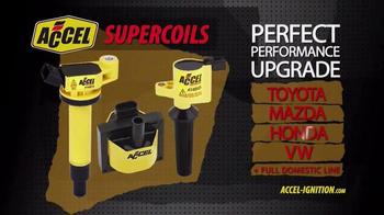 Accel Supercoils TV Spot, 'Performance Upgrade'