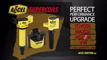 Accel Supercoils TV Spot, 'Performance Upgrade'
