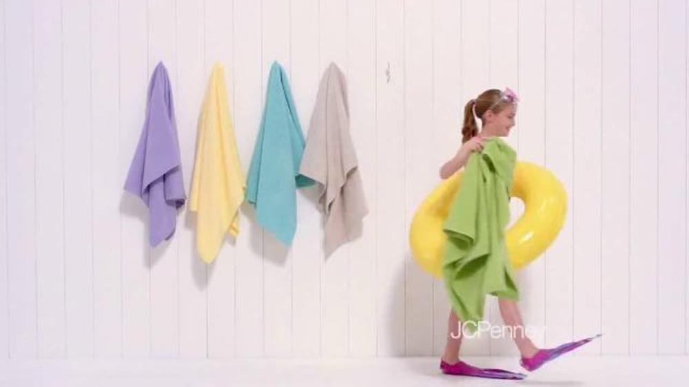 JCPenney Venta del Hogar TV Commercial, 'Hacer un Chapoteo'