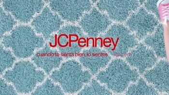 JCPenney Venta del Hogar TV Spot, 'Hacer un Chapoteo' [Spanish] - Thumbnail 7