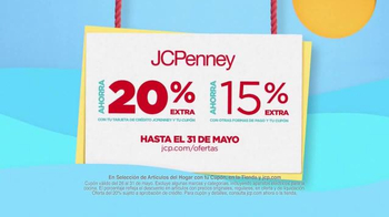 JCPenney Venta del Hogar TV Spot, 'Hacer un Chapoteo' [Spanish] - Thumbnail 5
