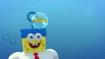 The Spongebob Movie: Sponge Out of Water Blu-Ray Combo Pack TV Spot - Thumbnail 1
