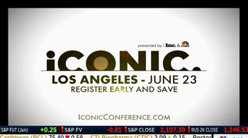 CNBC TV Spot, '2015 Iconic Conference' - Thumbnail 9