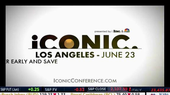 CNBC TV Spot, '2015 Iconic Conference' - Thumbnail 8