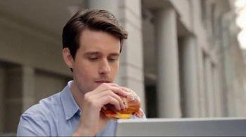 Dunkin' Donuts Pretzel Roll Breakfast Sandwiches TV Spot, 'Game Changer' - 42 commercial airings