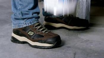 SKECHERS Work Footwear TV Spot, 'Calzado de protección' [Spanish] - Thumbnail 5