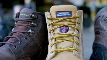 SKECHERS Work Footwear TV Spot, 'Calzado de protección' [Spanish] - Thumbnail 9