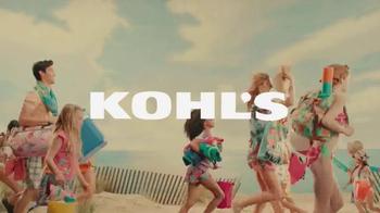 Kohl's Pase de Amigos y Familiares TV Spot, 'Verano tropical' [Spanish] - Thumbnail 1