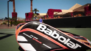 Babolat TV Spot, 'Strike First' Featuring Dominic Thiem - Thumbnail 4