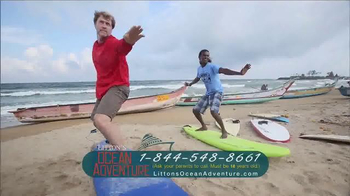 Litton's Weekend Adventure Ocean Adventure Cruise TV Spot, 'Celebrity' - Thumbnail 4