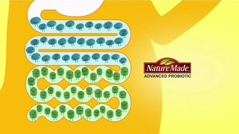 Nature Made Digestive Probiotics TV Spot, 'Friendly Probiotics' - Thumbnail 4