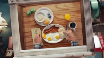 Cracker Barrel Old Country Store and Restaurant TV Spot, 'Breakfast Extras' - Thumbnail 6