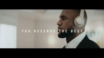 Beats Solo 2 Wireless Audio TV Spot, 'You Deserve the Best' Ft LeBron James - Thumbnail 7