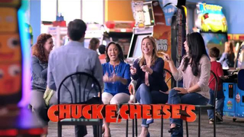 Chuck E. Cheese's New Menu TV Spot, 'More Mom Friendly' - Thumbnail 10