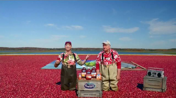 Ocean Spray Cranberry Mango TV Spot, \'Tropic Back Drop\'