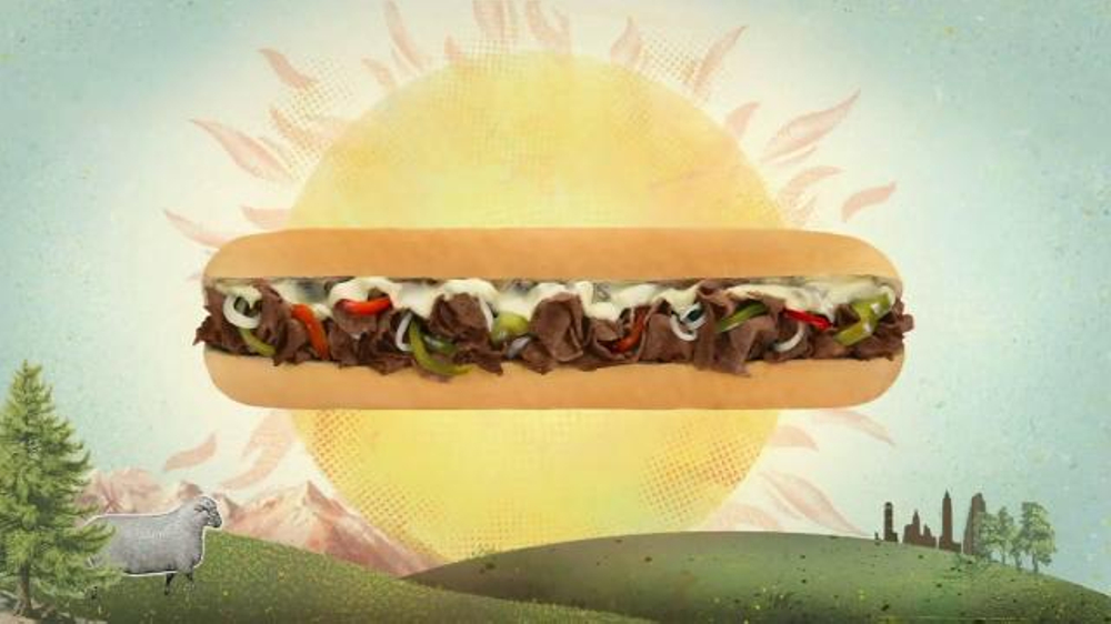 Jersey Mike's Cheese Steak TV Commercial, 'Flat Top Grill'