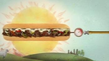 Jersey Mike's Cheese Steak TV Spot, 'Flat Top Grill' - Thumbnail 3