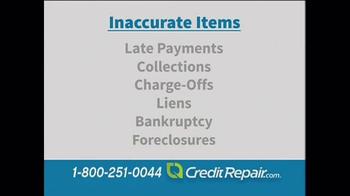 CreditRepair.com TV Spot, 'Incredible Value' - Thumbnail 4
